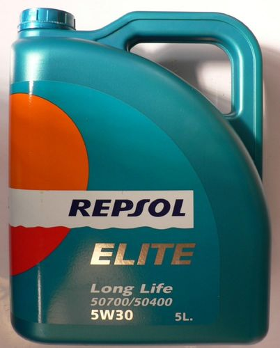 Repsol Elite Long Life 5w30 507/504.