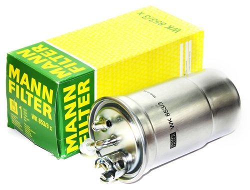 Filtro Combustible Mann WK853/3X